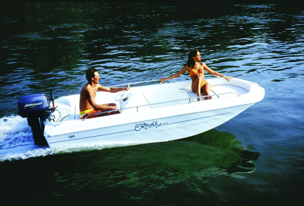 Boats Division Cantieri Capelli - Cristal 400