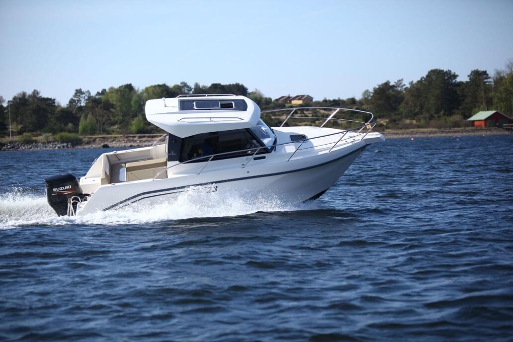 DINO 23 Boat division